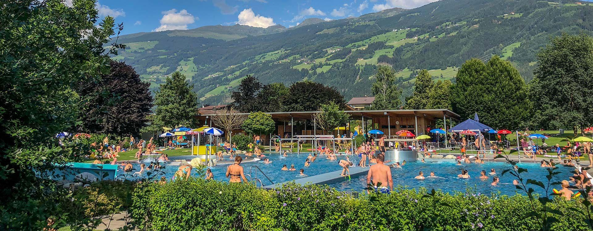 Zell Am Ziller Schwimmbad